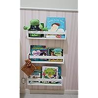 Prateleira Infantil - Kit 3 Peças de 60 cm de Comprimento