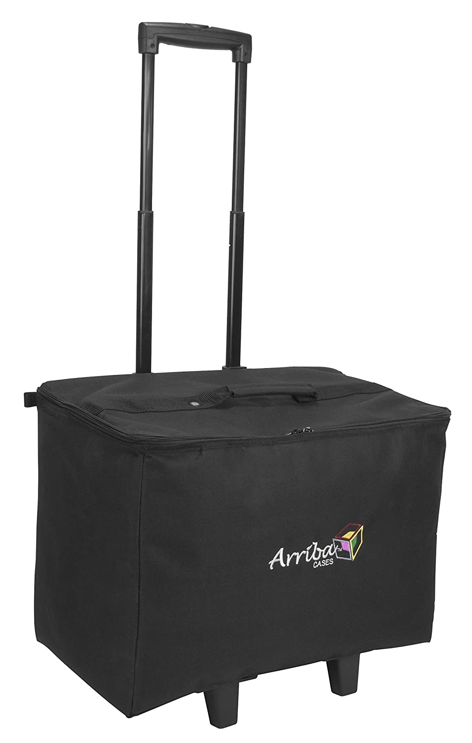Arriba Padded Multi Purpose Case Acr-19 Bottom Rolling Stackable Case Dims 19X12X14 Inches 81QUAiz3fPL._SL1500_