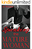 Spanking the Mature Woman