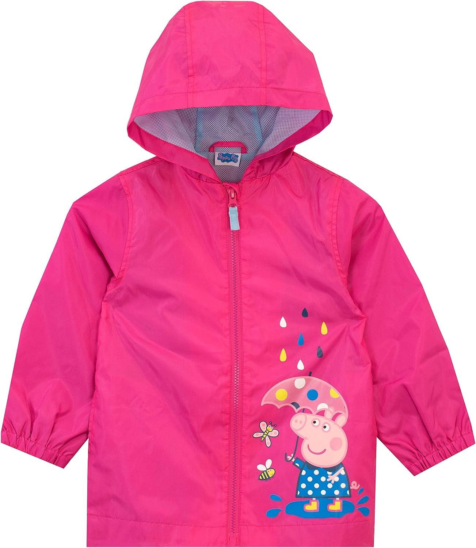 Peppa Pig Impermeable para niñas