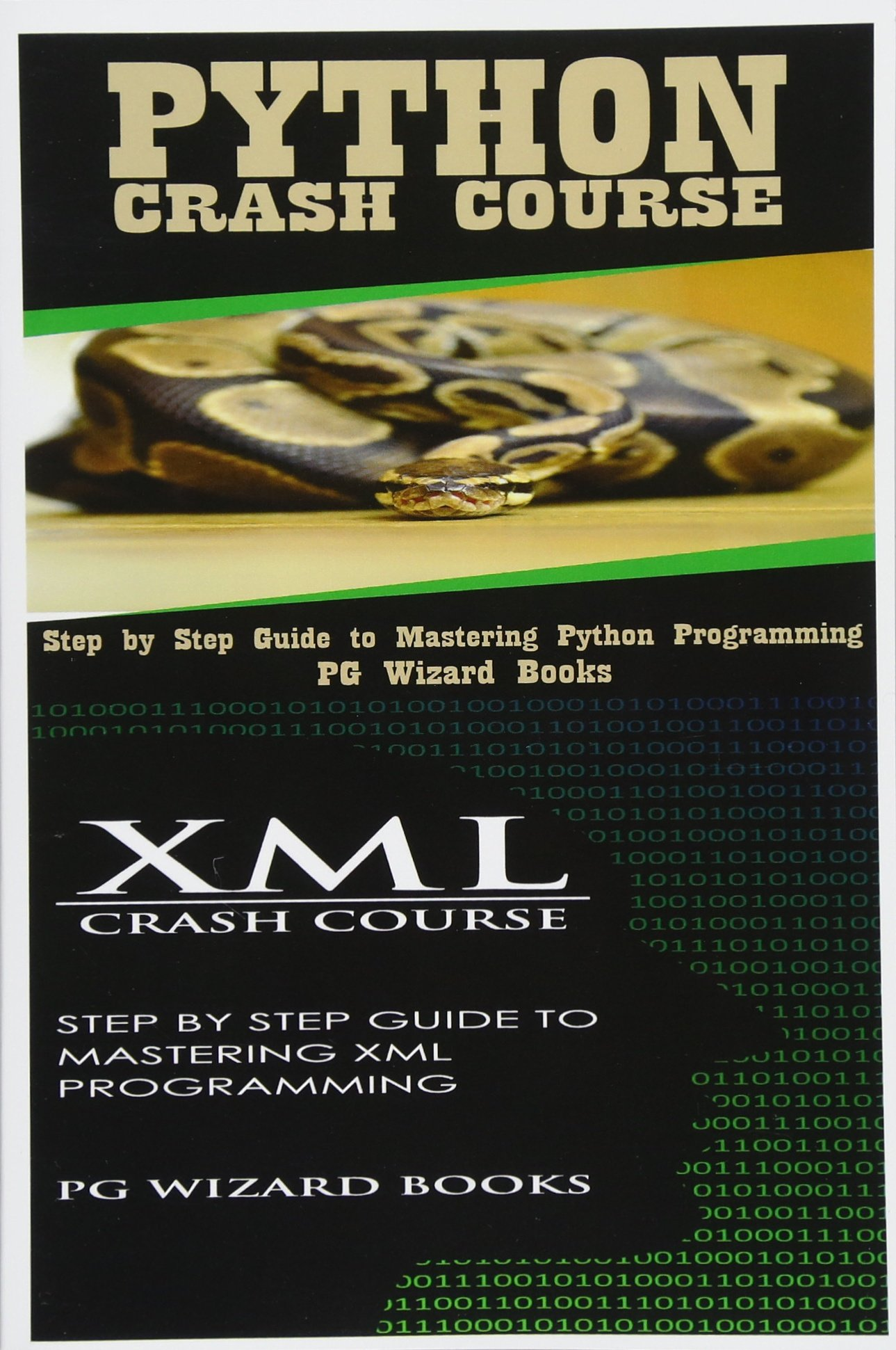 Read Online Python Crash Course + XML Crash Course pdf