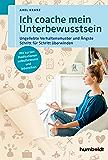 Ich coache mein Unterbewusstsein: Ungeliebte Verhaltensmuster und Ängste Schritt für Schritt überwinden. Mit kurzen Meditationen selbstbewusst und lebensfroh. (German Edition)