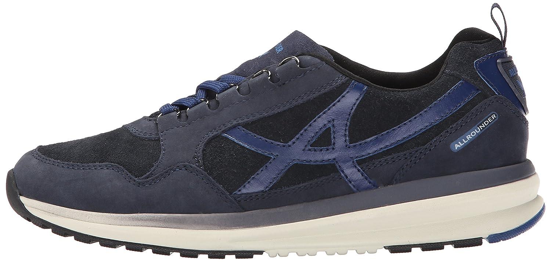 Allrounder by Mephisto Women's Kalibra Sport Shoes B00SSWZAAC 7.5 B(M) US|Dark Blue Nubuck/Suede