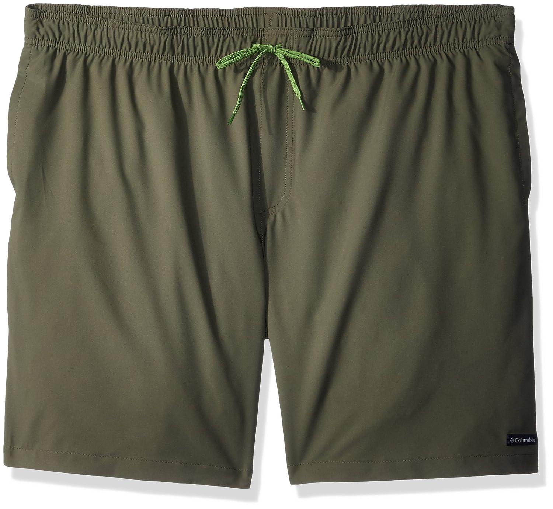 Herren Badehose Bermuda Short Schwimmhose Xxl L Braun ZuverläSsige Leistung Shorts & Bermudas
