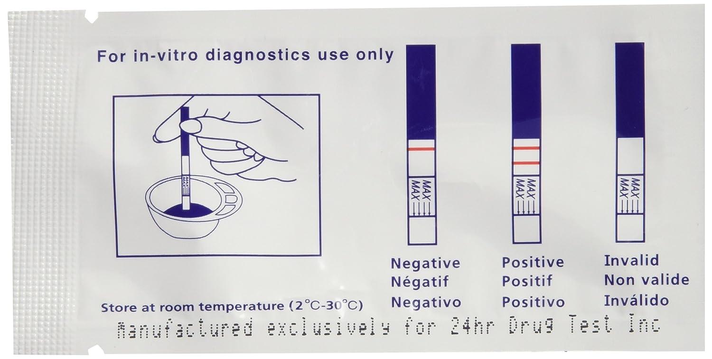 pregnancy test strip use