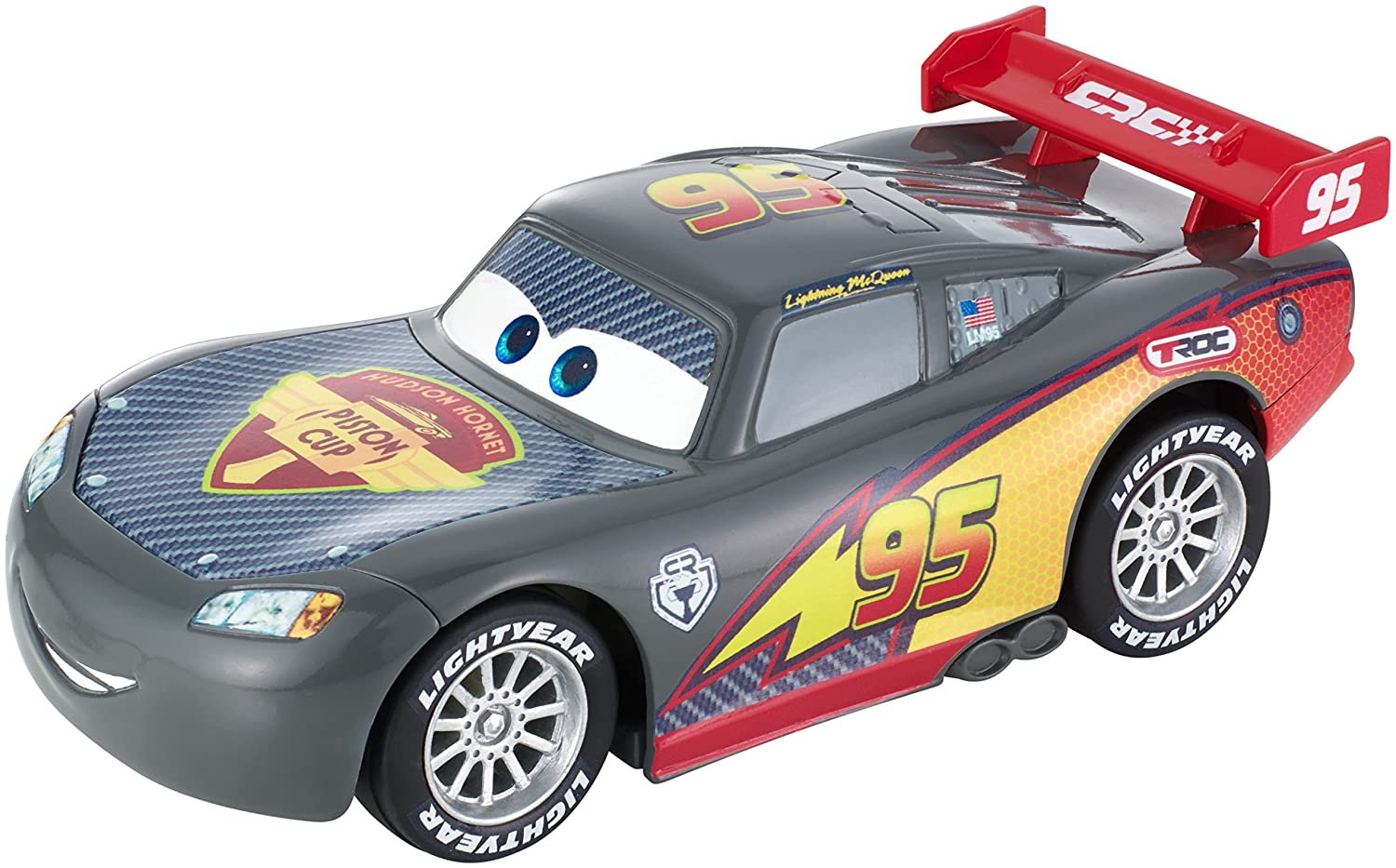 Disney/Pixar Cars Power Turners McQueen Vehicle Mattel DHN01