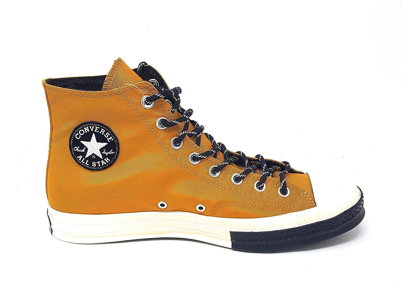 Converse Chuck 70 Hi Turmeric Gold/Black