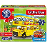 Orchard Toys Jigsaw Puzzle (Early Learning) - Little Bus