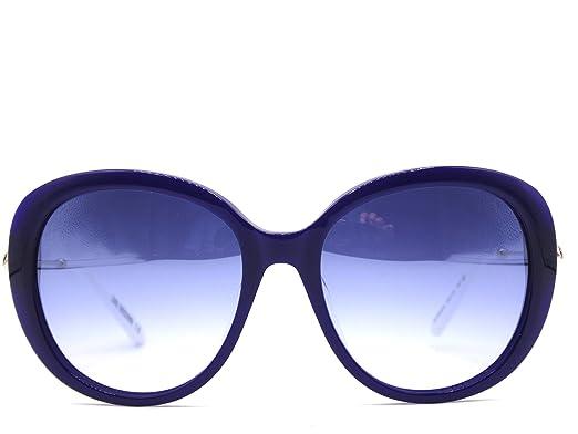 1776ff8a619f10 Love Moschino - Lunette de soleil - Femme bleu bleu  Amazon.fr ...