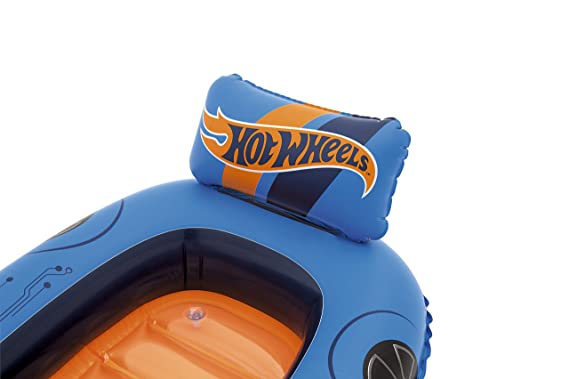 Barca Hinchable Infantil Bestway Hot Wheels Speed: Amazon.es ...