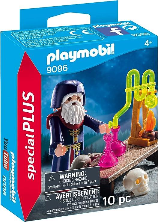 Alquimista Playmobil: Amazon.es: Juguetes y juegos
