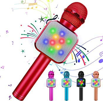 KIDWILL Handheld Attractive Microphone