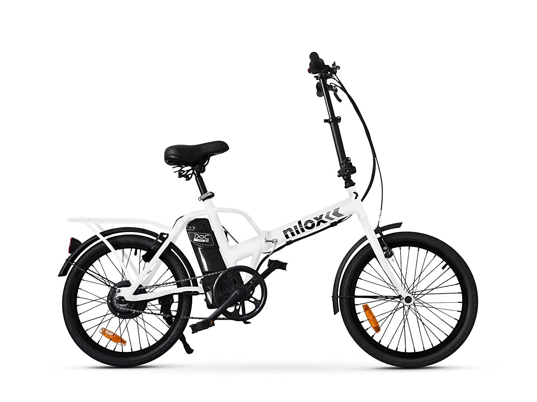 Nilox Ebike bicicleta eléctrica plegable