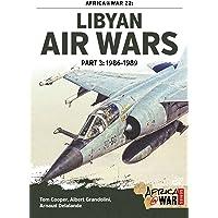 Libyan Air Wars. Part 3: 1986-1989