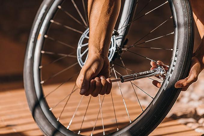 AV, SV Zefal Air Profil Micro Fahrrad Minipumpe Alu 7 Bar