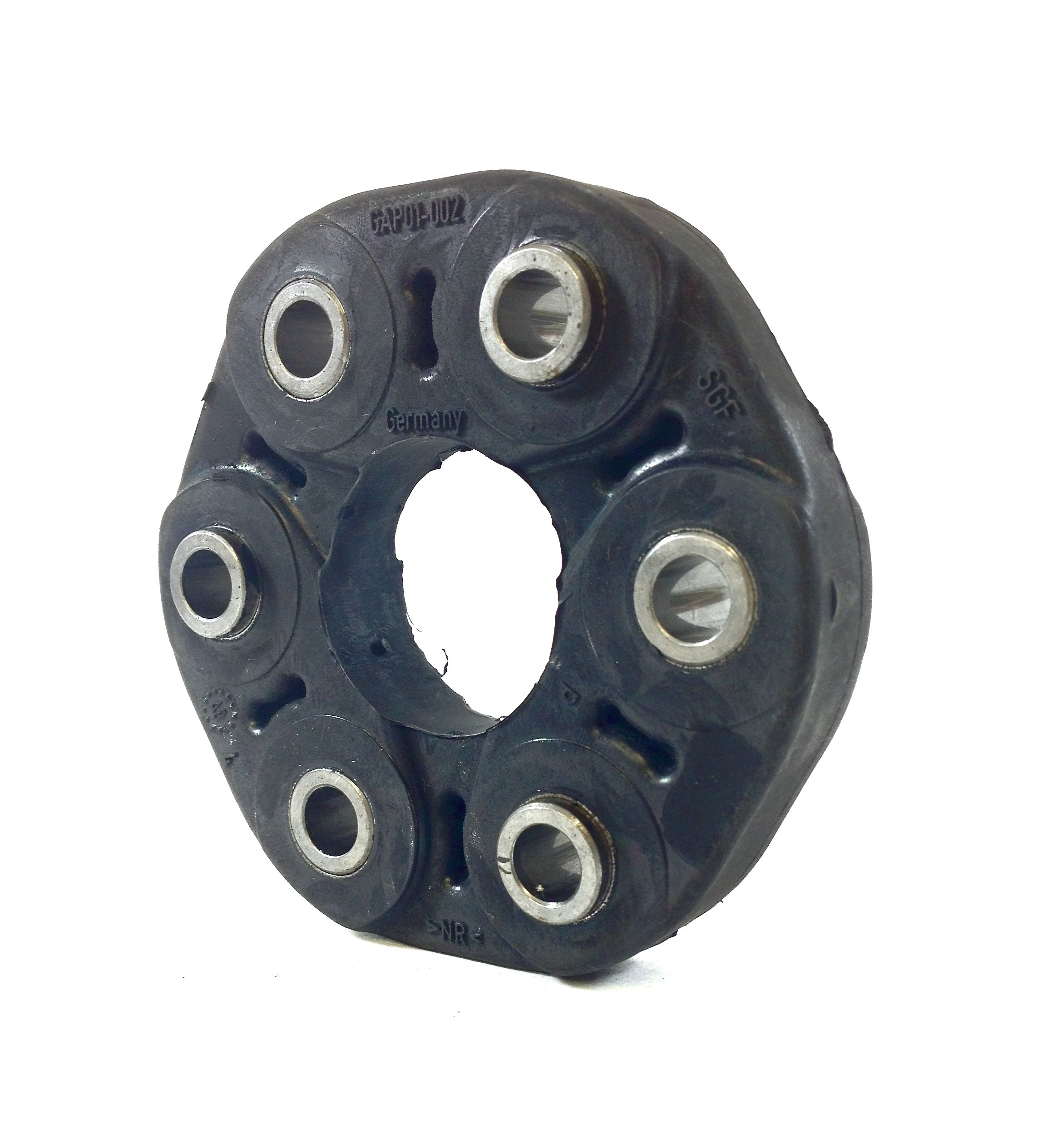 SGF GAP01-002 - OEM German Made Flex Coupler - Bolt Circle 78mm/Bolt Hole 10mm/Bolt Hole Length 23mm