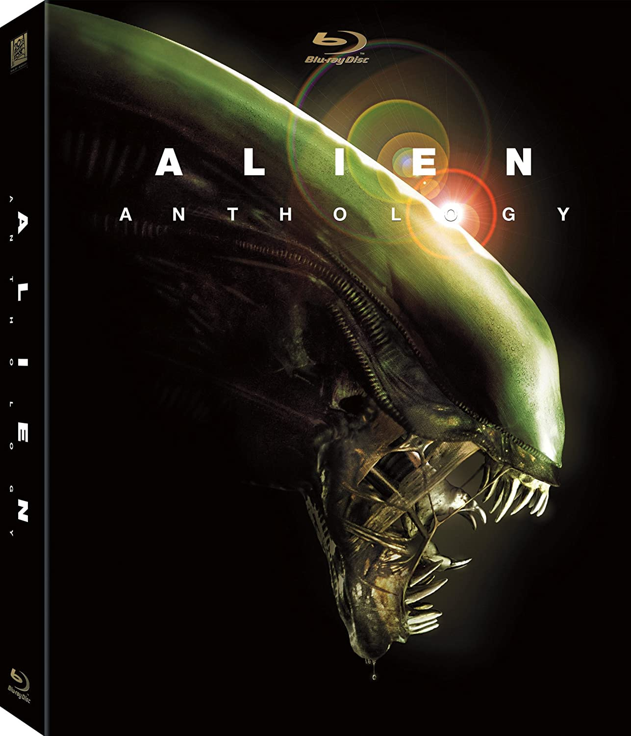 Alien Anthology [Blu-ray] (Bilingual) Sigourney Weaver Ridley Scott James Cameron David Fincher