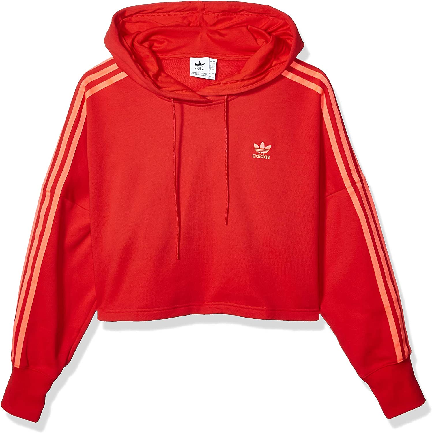 adidas Originals Women's Cropped Hooded