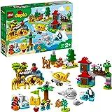 LEGO DUPLO Town World Animals 10907 Building Bricks