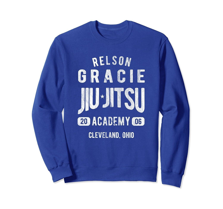 Brazilian Jiu-Jitsu Sweatshirt - Relson Gracie Cleveland-TH