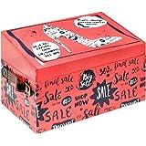 Sigris - Caja Zapatos Con Set Limpieza 25 cm 5kA4yDpR