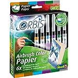 """Orbis 30104 - Papierpatronen """"Zusatzfarben"""", 6er Pack"""