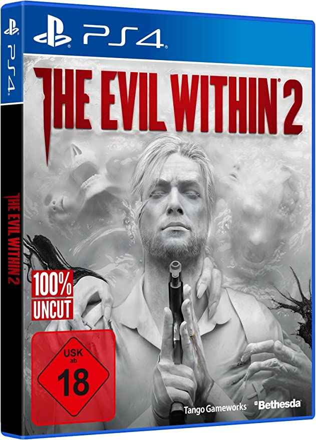 The Evil Within 2 [Importación alemana]: Amazon.es: Videojuegos