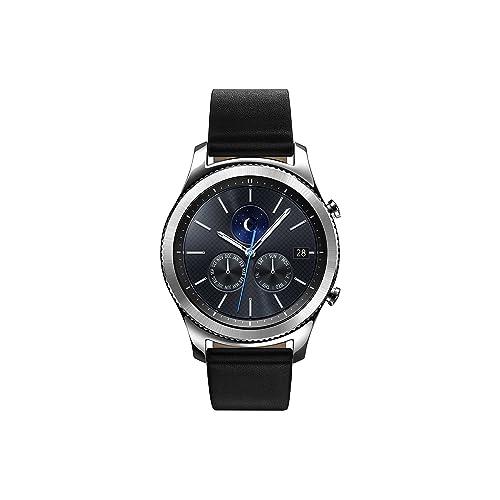 Samsung Gear S3 Classic Reloj Inteligente 8 x 5 x 8 cm Color Plata