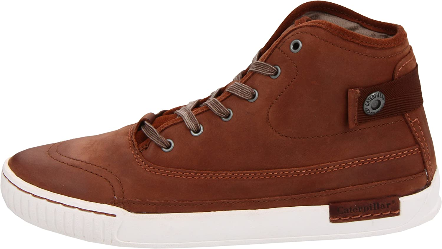 Caterpillar Mens Jeret Mid Lace-Up Sneaker