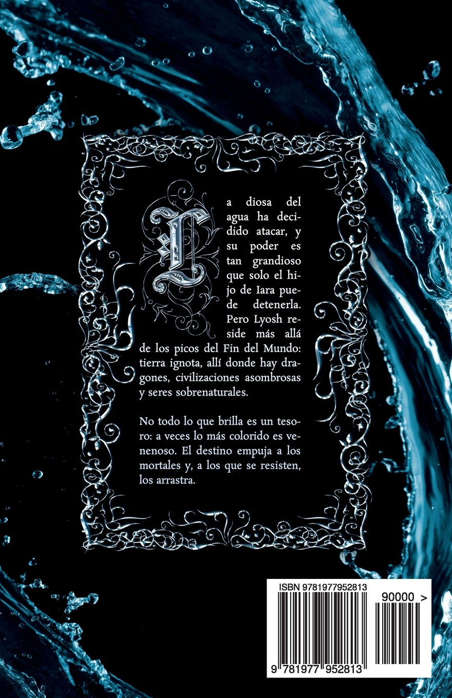 El agua de Lyosh: volumen 4 (El ocaso del sol) (Spanish Edition): Alia Salazar, Bicky del Pozo: 9781977952813: Amazon.com: Books