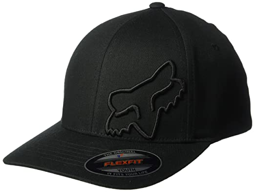 fa7ea9cf7c4bd Amazon.com  Fox Boys  Big Youth Flex 45 Flexfit HAT