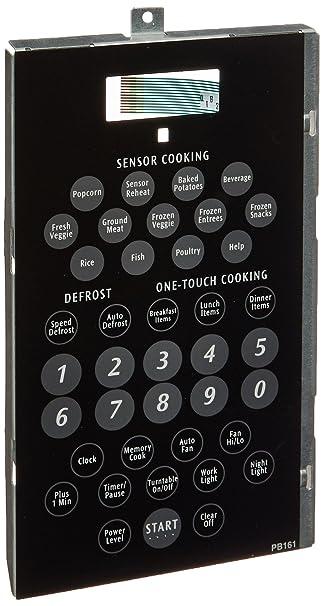 Frigidaire 5304468212 microondas Panel de control: Amazon.es ...