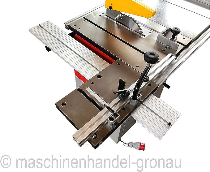 Holzmann TS250-400V - Sierra de mesa (254 mm, 400 V, 2200 W, TS250-400V): Amazon.es: Bricolaje y herramientas