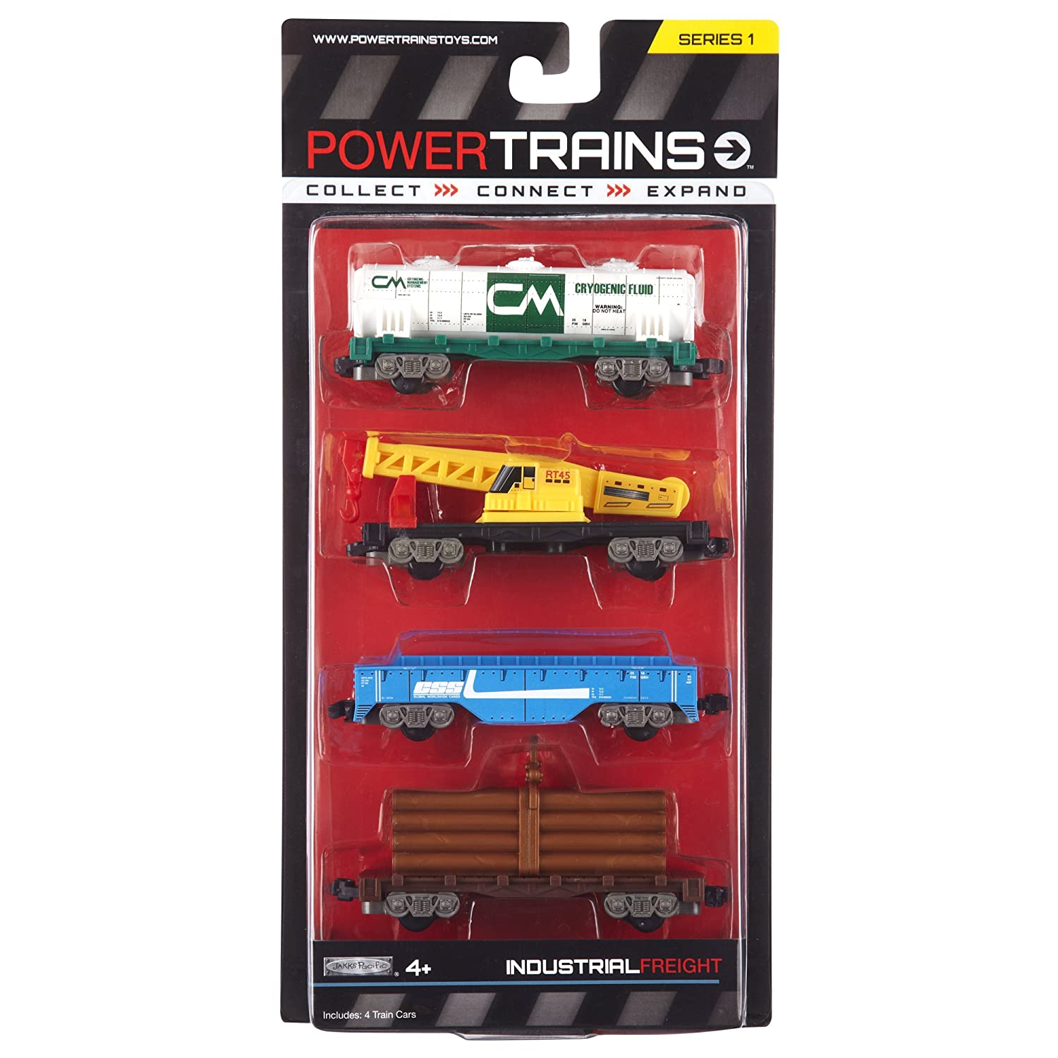 Power Trains Tren para modelismo ferroviario (Jakks Pacific 54232)
