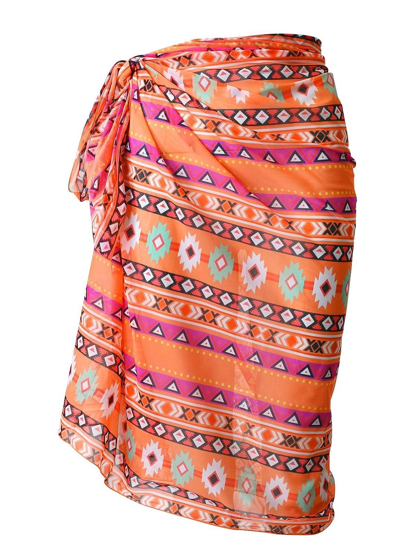 Pareo Emmatika Apache Voil Orange