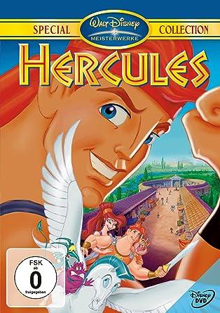 Hercules [Reino Unido] [DVD]