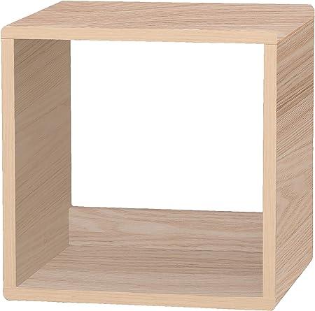Marque Amazon Movian Cube De Rangement Modulaire En Bois Mdf Beige 34 9 X 29 X 34 4 Cm Amazon Fr Cuisine Maison