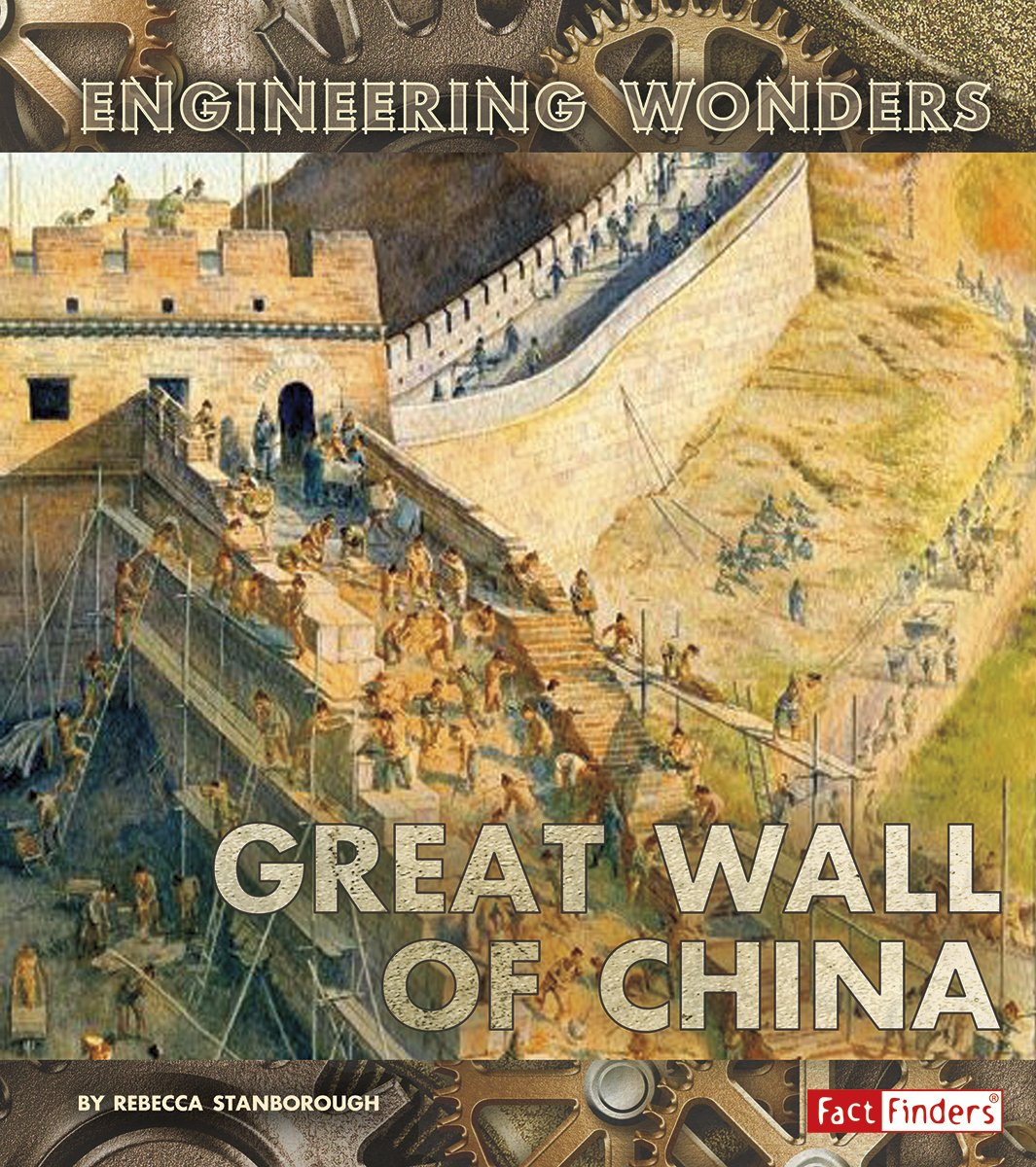 The Great Wall of China (Engineering Wonders) PDF