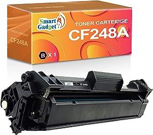 Smart Gadget Compatible Toner Cartridge Replacement for HP CF248A 248A 48A for Laserjet Pro M15a M29a M15w M16a M16w MFP M29w M28a M28w Printer (Black,1-Pack)