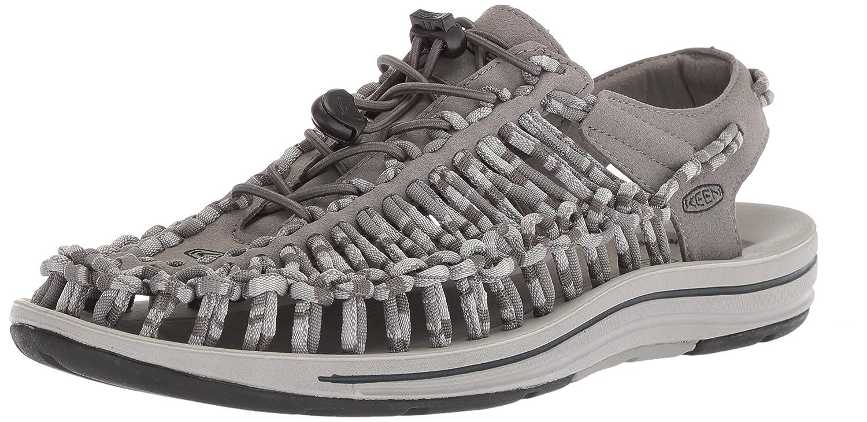[キーン] KEEN サンダル UNEEK メンズ (旧シーズン) B071Y494R2 8 D(M) US Steel Grey/Magnet