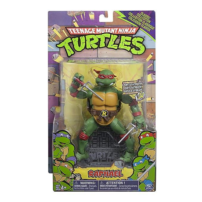 Amazon.com: teenage mutant ninja turtles Raphel: Toys & Games