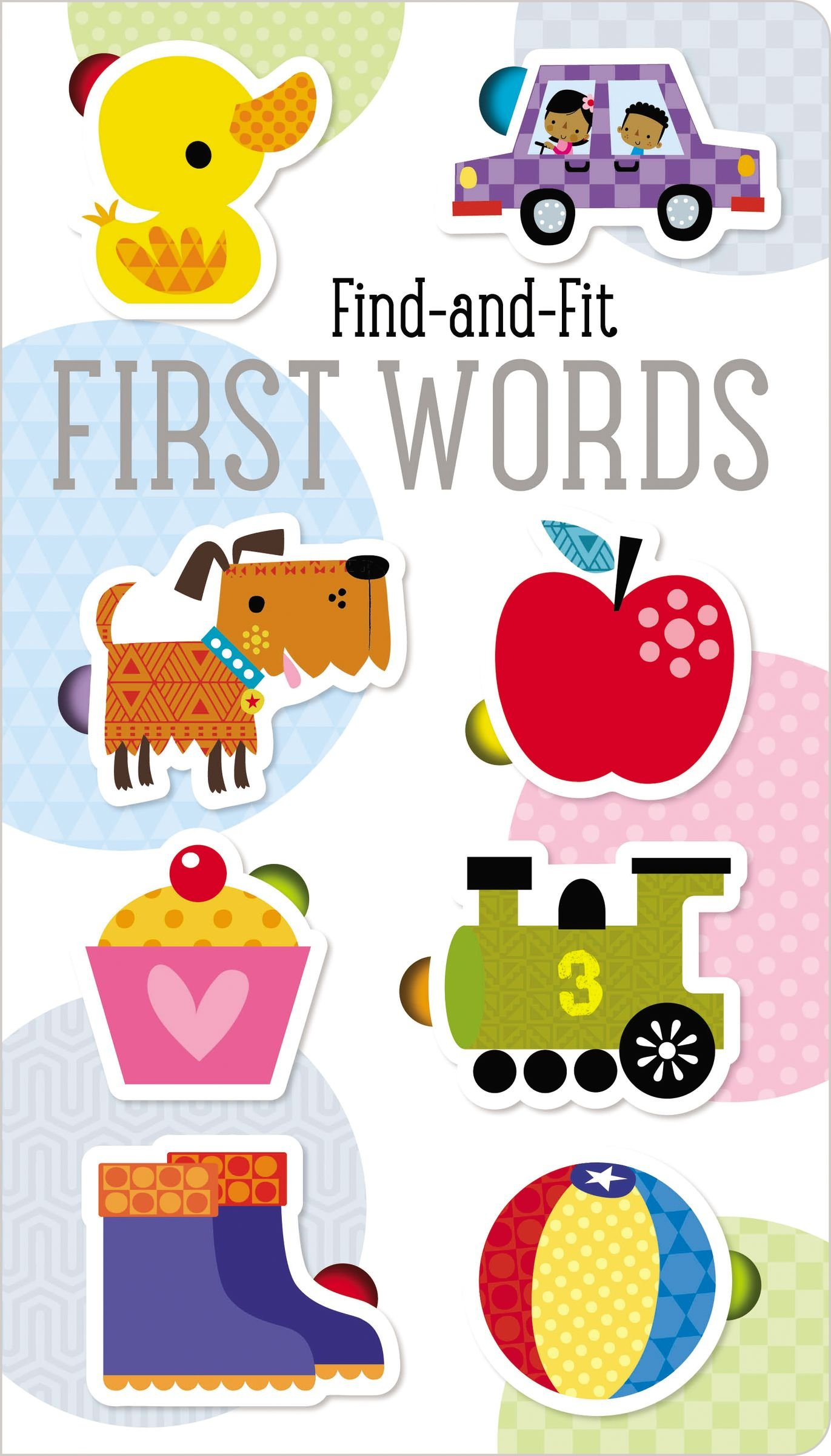 Find and Fit First Words pdf epub