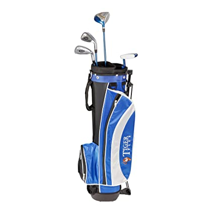 LONGRIDGE Golf Junior Tiger Plus Paket GPH 4 - Juego ...