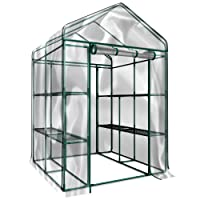 Deals on Home-Complete Walk-In Greenhouse