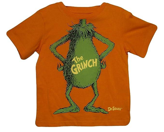 Babytogs Little Boys  I Am Grinch Posing Cat Dr. Seuss T-Shirt ... ea468d2cb
