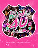 "【Amazon.co.jp限定】4U 1st Live!!!「The Pres""id""ent 4U」in Osaka & Tokyo(2:Blu-ray+DVD)(初回限定盤)(オリジナルステッカー付)"