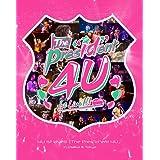 """4U 1st Live!!!「The Pres""""id""""ent 4U」in Osaka & Tokyo【初回限定盤】 [Blu-ray]"""