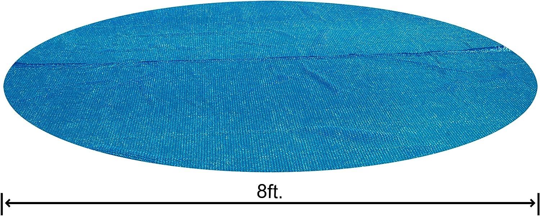 Bestway 58060 - Cobertor Solar para Piscina Desmontable Ø210 cm