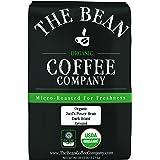 The Bean Coffee Company Suzi's Power 咖啡豆,深度烘焙,研磨,5 磅/2.27公斤袋