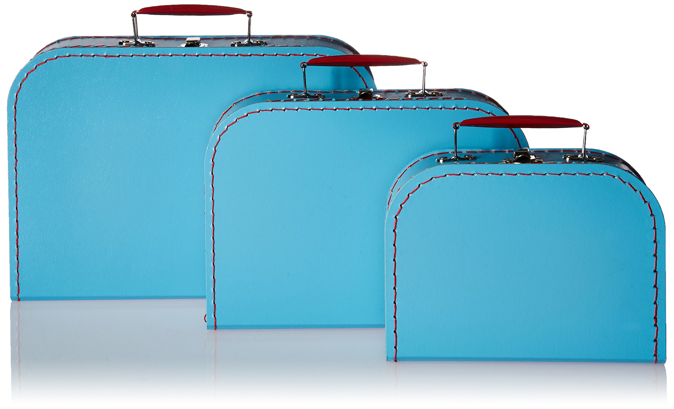 Cargo Cool Euro Suitcases, Soft Blue, Set of 3 by cargo (Image #7)
